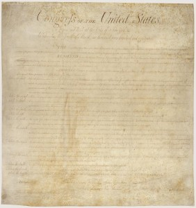 American Bill of Rights 1791